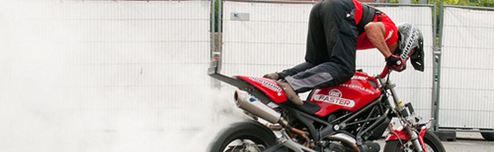 Ducati Freestyle Banner